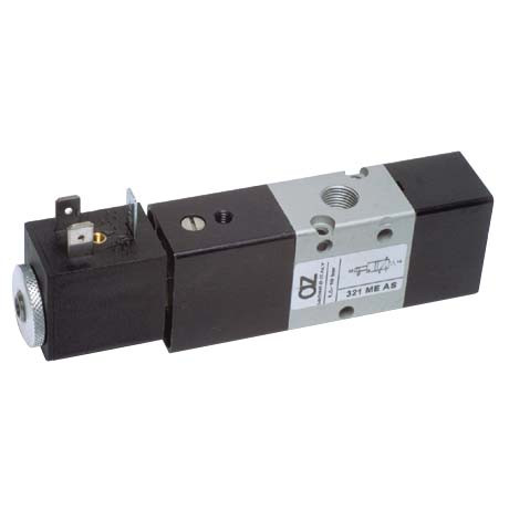 Pneumatic Solenoid Operated Valves
